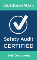NZICESCAPES IMAGES has a Safety Management System that has been audited and certified by OutdoorsMark against the Safety Audit Standard