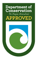 Department of Conservation Approved