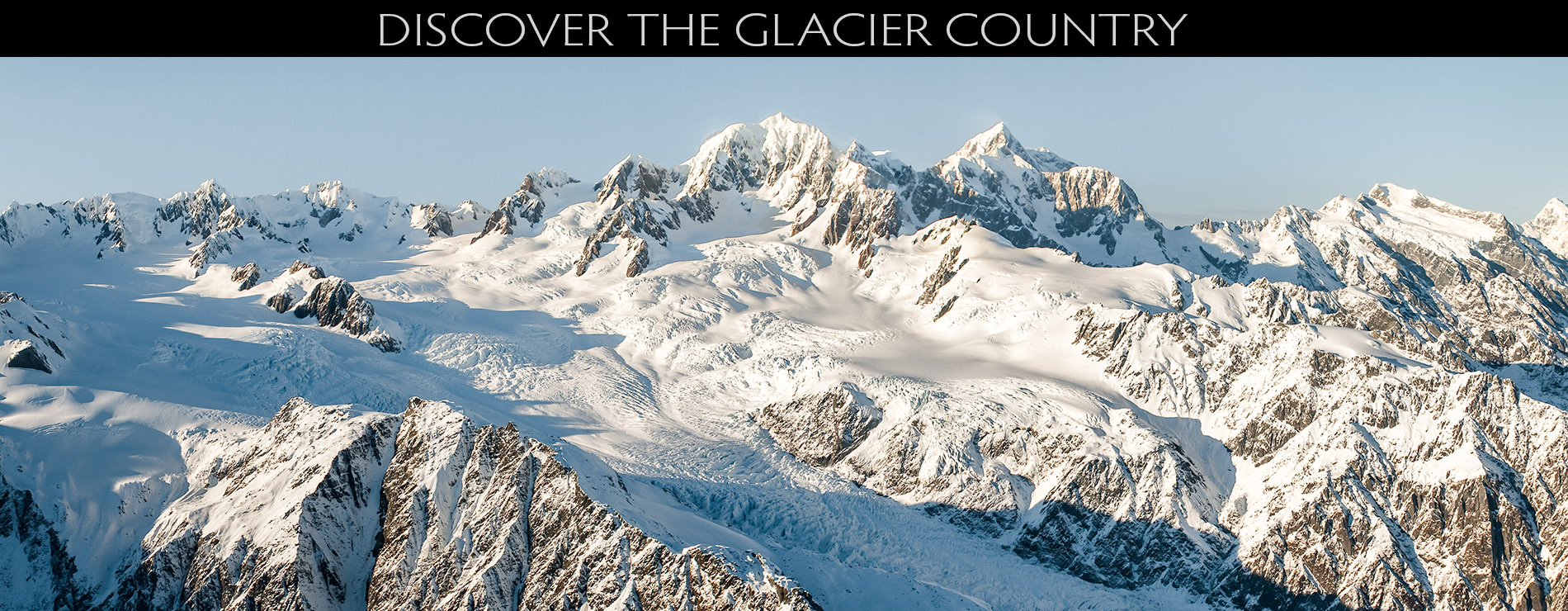 Glacier Country Magic