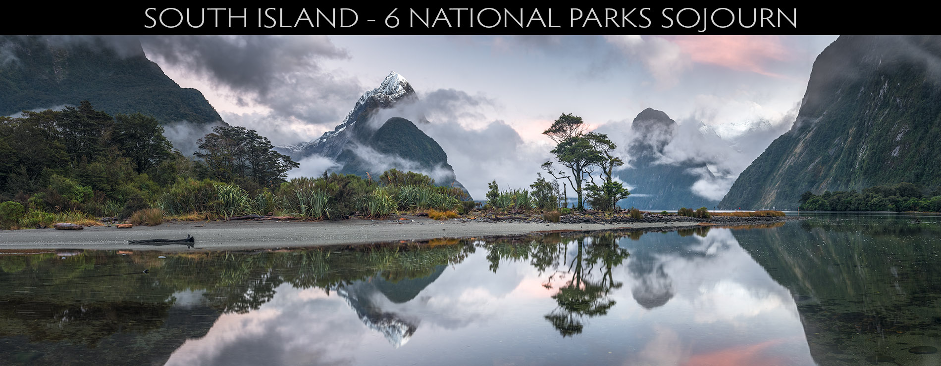 6 National Parks Sojourn