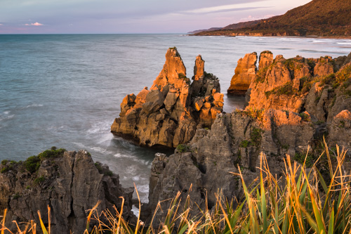 Punakaiki Stacks
