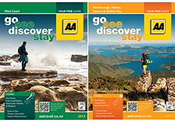 AA Travel Guides