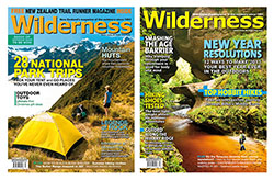 Magazine Wilderness