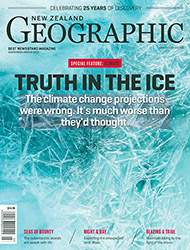 Magazine NZ Geographic