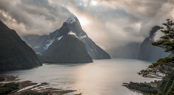 Moods of Milford Sound